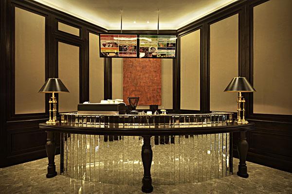 酒吧吧台图片